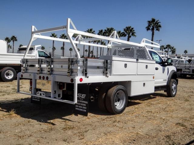 2020 Ford F-450 Regular Cab DRW 4x2, Scelzi CTFB Contractor Body #FL3849 - photo 6