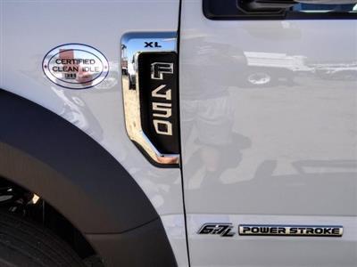 2020 Ford F-450 Regular Cab DRW 4x2, Scelzi CTFB Contractor Body #FL3849 - photo 9