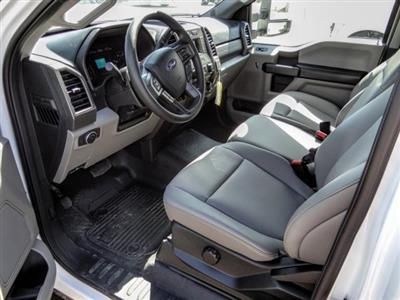 2020 Ford F-450 Regular Cab DRW 4x2, Scelzi CTFB Contractor Body #FL3849 - photo 10