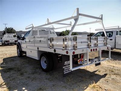 2020 Ford F-450 Regular Cab DRW 4x2, Scelzi CTFB Contractor Body #FL3849 - photo 2