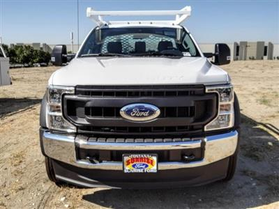 2020 Ford F-450 Regular Cab DRW 4x2, Scelzi CTFB Contractor Body #FL3849 - photo 8