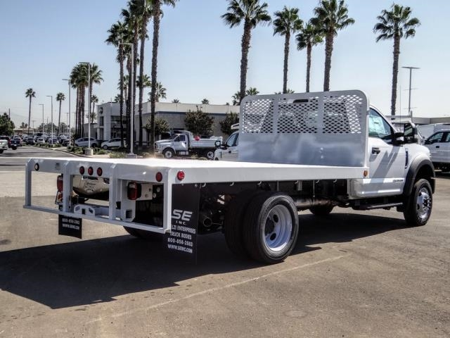 2020 Ford F-450 Regular Cab DRW 4x2, Scelzi WFB Flatbed #FL3851 - photo 5
