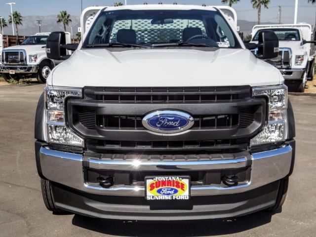 2020 Ford F-450 Regular Cab DRW 4x2, Scelzi WFB Flatbed #FL3851 - photo 8