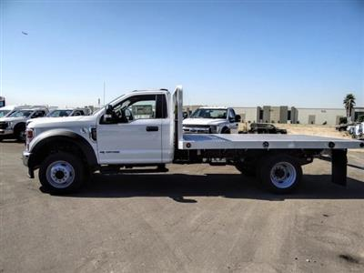 2020 Ford F-450 Regular Cab DRW 4x2, Scelzi WFB Flatbed #FL3851 - photo 3