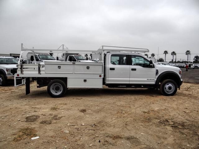 2020 Ford F-450 Crew Cab DRW 4x2, Scelzi CTFB Contractor Body #FL3877 - photo 7