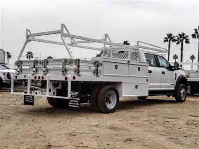 2020 Ford F-450 Crew Cab DRW 4x2, Scelzi CTFB Contractor Body #FL3877 - photo 2