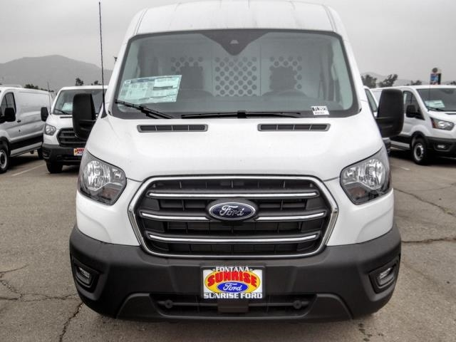 2020 Ford Transit 250 Med Roof RWD, Harbor Upfitted Cargo Van #FL3923 - photo 10