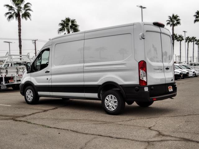 2020 Ford Transit 250 Med Roof RWD, Harbor Upfitted Cargo Van #FL3923 - photo 4