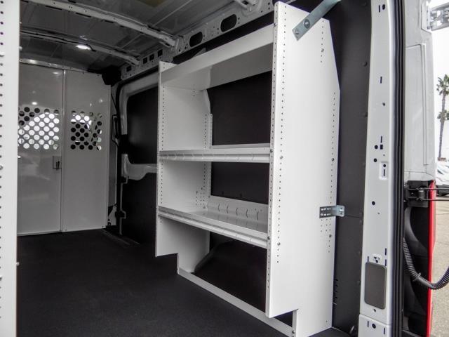 2020 Ford Transit 250 Med Roof RWD, Harbor Upfitted Cargo Van #FL3923 - photo 7