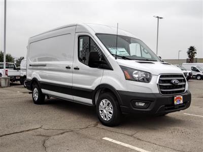 2020 Ford Transit 250 Med Roof RWD, Harbor Upfitted Cargo Van #FL3923 - photo 9