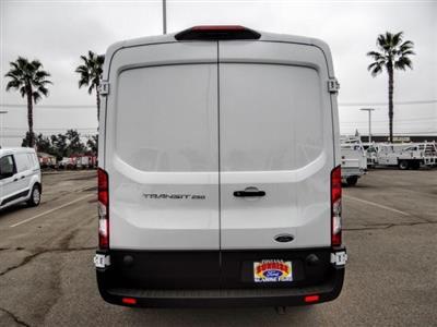 2020 Ford Transit 250 Med Roof RWD, Harbor Upfitted Cargo Van #FL3923 - photo 5