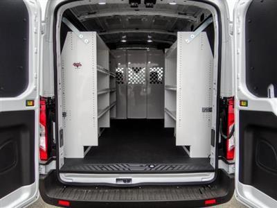 2020 Ford Transit 250 Med Roof RWD, Harbor Upfitted Cargo Van #FL3923 - photo 2