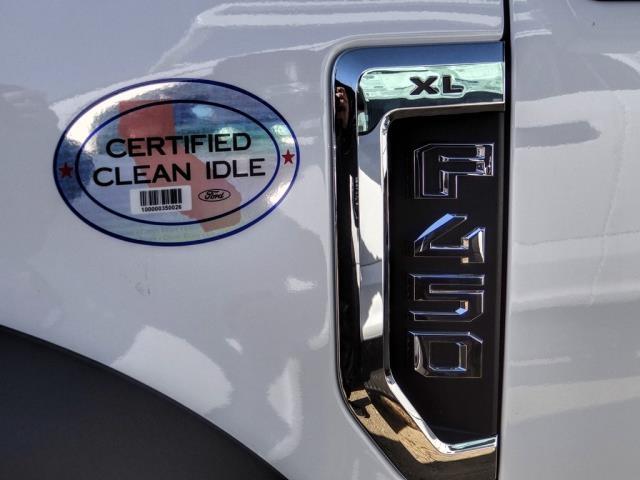 2020 Ford F-450 Regular Cab DRW 4x2, Scelzi WFB Flatbed #FL3928 - photo 8