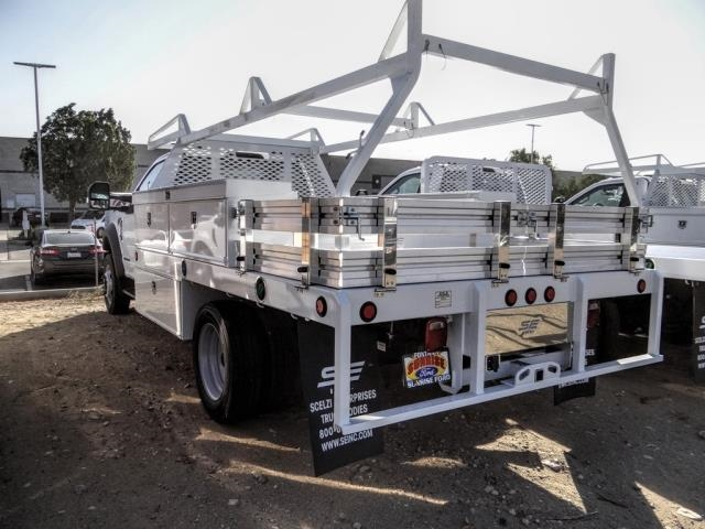 2020 Ford F-450 Regular Cab DRW 4x2, Scelzi Contractor Body #FL3930 - photo 1