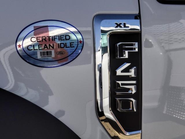 2020 Ford F-450 Regular Cab DRW 4x2, Scelzi CTFB Contractor Body #FL3930 - photo 8