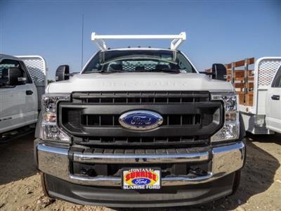 2020 Ford F-450 Regular Cab DRW 4x2, Scelzi CTFB Contractor Body #FL3930 - photo 7