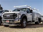 2020 Ford F-450 Regular Cab DRW 4x2, Scelzi CTFB Contractor Body #FL3930 - photo 1