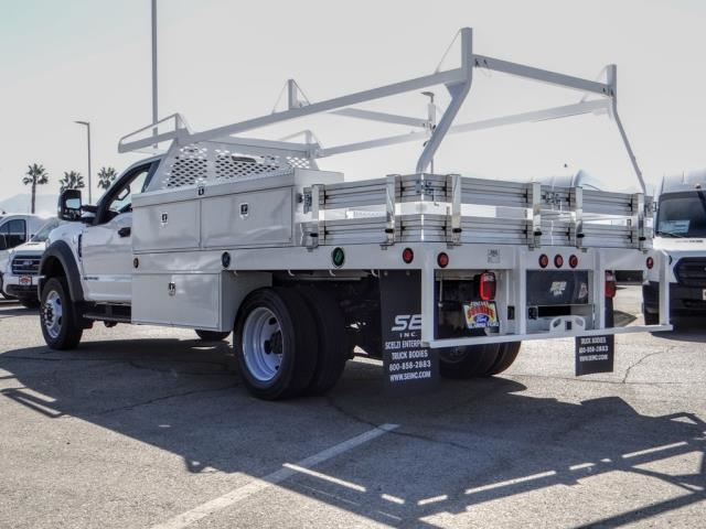 2020 Ford F-450 Regular Cab DRW 4x2, Scelzi CTFB Contractor Body #FL3931 - photo 2