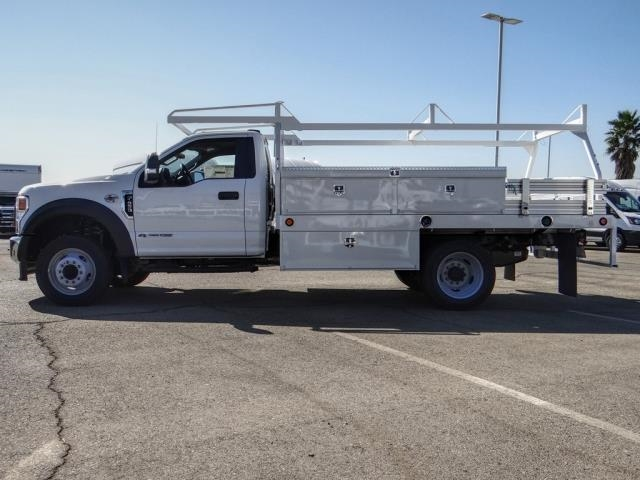 2020 Ford F-450 Regular Cab DRW 4x2, Scelzi CTFB Contractor Body #FL3931 - photo 3