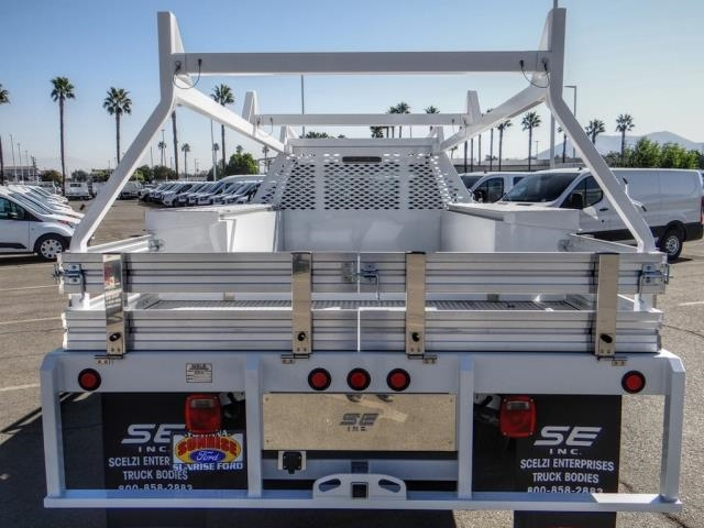 2020 Ford F-450 Regular Cab DRW 4x2, Scelzi CTFB Contractor Body #FL3931 - photo 4