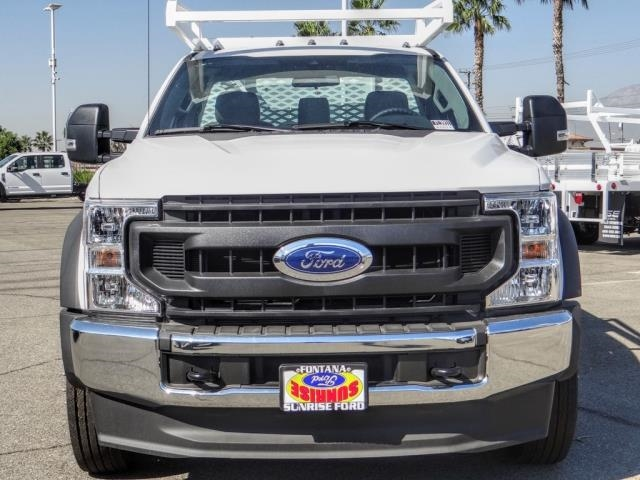 2020 Ford F-450 Regular Cab DRW 4x2, Scelzi CTFB Contractor Body #FL3931 - photo 8