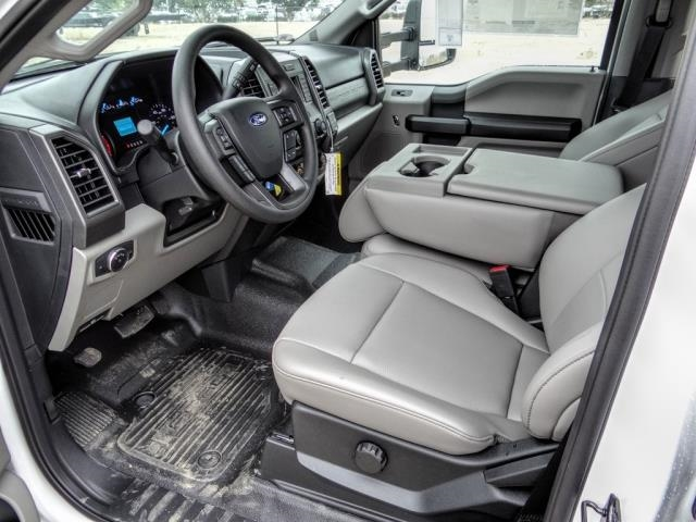 2020 Ford F-450 Crew Cab DRW 4x2, Scelzi CTFB Contractor Body #FL3932 - photo 10