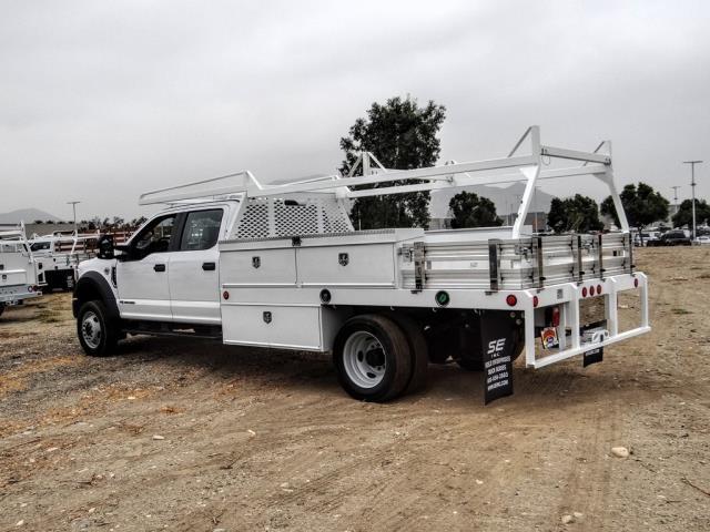 2020 Ford F-450 Crew Cab DRW 4x2, Scelzi CTFB Contractor Body #FL3932 - photo 2