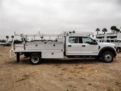 2020 Ford F-450 Crew Cab DRW 4x2, Scelzi CTFB Contractor Body #FL3932 - photo 6