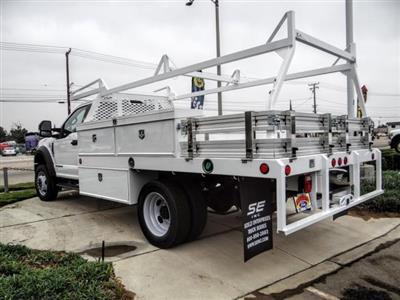 2020 Ford F-450 Regular Cab DRW 4x2, Scelzi CTFB Contractor Body #FL3934 - photo 2