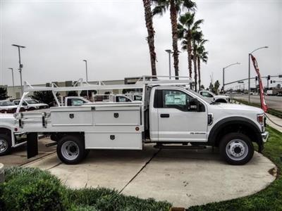 2020 Ford F-450 Regular Cab DRW 4x2, Scelzi CTFB Contractor Body #FL3934 - photo 6