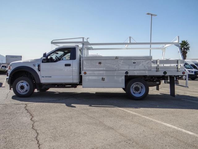 2020 Ford F-450 Regular Cab DRW 4x2, Scelzi CTFB Contractor Body #FL3939 - photo 3