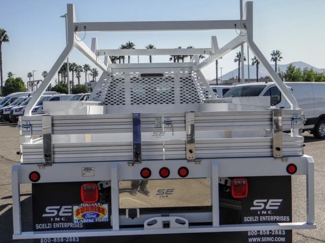 2020 Ford F-450 Regular Cab DRW 4x2, Scelzi CTFB Contractor Body #FL3939 - photo 4