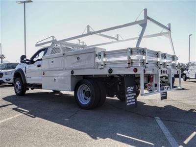2020 Ford F-450 Regular Cab DRW 4x2, Scelzi CTFB Contractor Body #FL3939 - photo 2