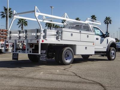 2020 Ford F-450 Regular Cab DRW 4x2, Scelzi CTFB Contractor Body #FL3939 - photo 5
