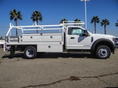 2020 Ford F-450 Regular Cab DRW 4x2, Scelzi CTFB Contractor Body #FL3939 - photo 7