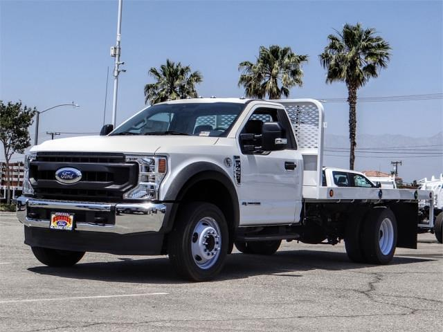 2020 Ford F-450 Regular Cab DRW 4x2, Scelzi Flatbed #FL3940 - photo 1