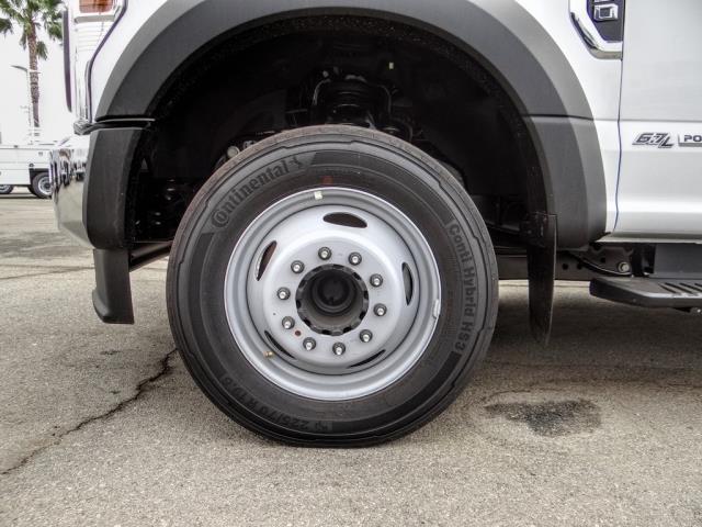 2020 Ford F-550 Regular Cab DRW 4x2, Scelzi SCTFB Contractor Body #FL3942 - photo 4