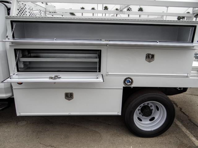 2020 Ford F-550 Regular Cab DRW 4x2, Scelzi SCTFB Contractor Body #FL3942 - photo 5