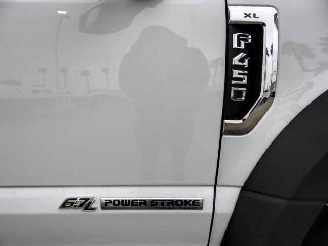 2020 Ford F-450 Regular Cab DRW 4x2, Scelzi WFB Flatbed #FL3944 - photo 7
