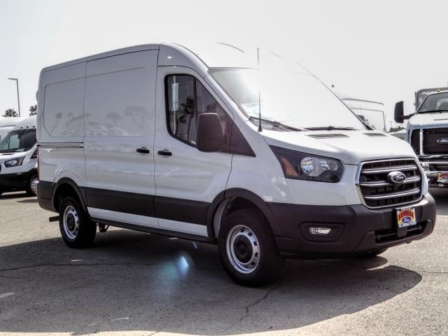 2020 Ford Transit 250 Med Roof 4x2, Empty Cargo Van #FL3959 - photo 8
