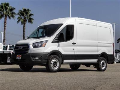 2020 Ford Transit 250 Med Roof 4x2, Empty Cargo Van #FL3959 - photo 1