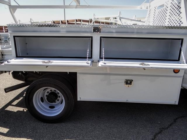 2020 Ford F-450 Regular Cab DRW 4x2, Scelzi CTFB Contractor Body #FL3968 - photo 5