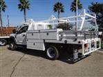 2020 Ford F-450 Regular Cab DRW 4x2, Scelzi CTFB Contractor Body #FL3968 - photo 2