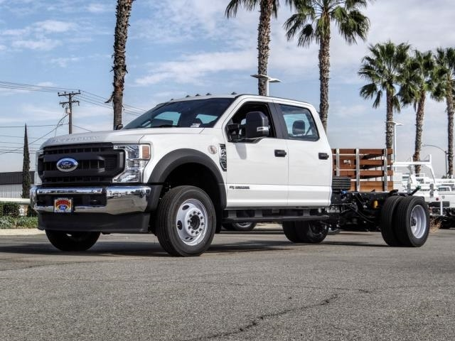 2020 Ford F-450 Crew Cab DRW 4x2, Cab Chassis #FL3989 - photo 1