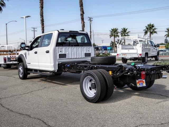 2020 Ford F-450 Crew Cab DRW 4x2, Cab Chassis #FL3989 - photo 2