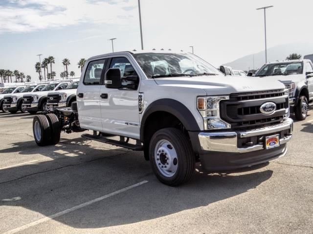 2020 Ford F-450 Crew Cab DRW 4x2, Cab Chassis #FL3989 - photo 7