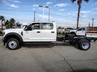2020 Ford F-450 Crew Cab DRW 4x2, Cab Chassis #FL3989 - photo 3