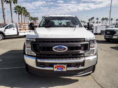 2020 Ford F-450 Crew Cab DRW 4x2, Cab Chassis #FL3989 - photo 8