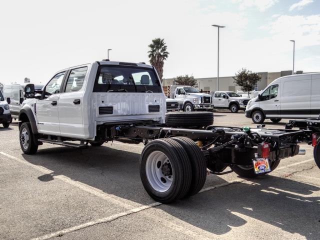 2020 Ford F-450 Crew Cab DRW 4x2, Cab Chassis #FL3990 - photo 1