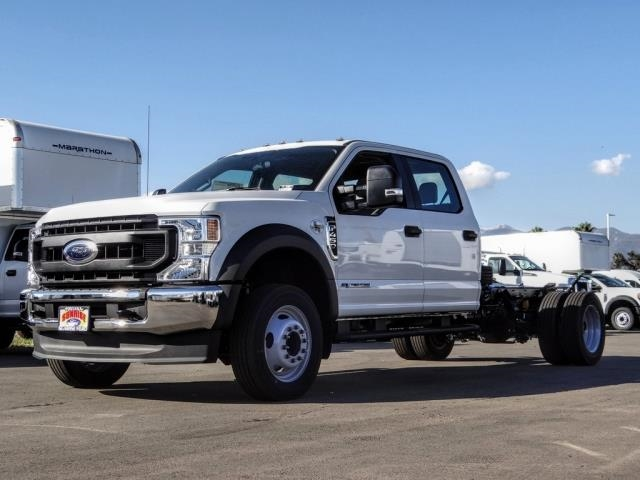 2020 Ford F-450 Crew Cab DRW 4x2, Cab Chassis #FL3991 - photo 1